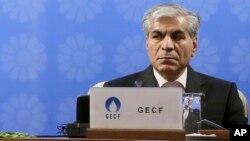 Mideast Iran Venezuela Russia GECF Summit
