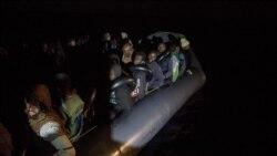 Près de 300 migrants secourus au large de la Libye