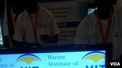 Ikholitshi leHarare Institute of Technology liphume le-app entsha