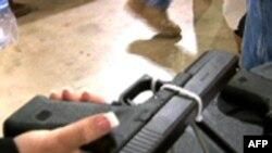 Рост продаж огнестрельного оружия в США