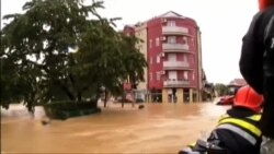 Evakuisan Barič, Obrenovac kritičan