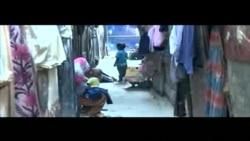 নতুন দিল্লীতে রোহিংগা শরণার্থী শিবিরের কিছু চিত্র