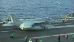駐日兩架美國軍機訓練時相撞 仍有5人失踪