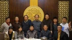 公民申请游行 重庆受理上海不理