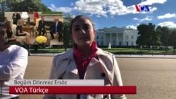 Beyaz Saray'da Rahip Brunson ve Ailesine Sıcak Karşılama