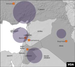 Syria Regional Refugee Response