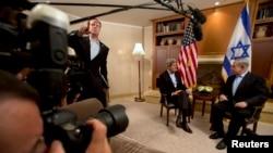 El secretario de estado estadounidense, John Kerry, aseguró que se acerca la reanudación de las conversaciones de paz entre Israel y Palestina.