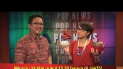 VOA Pop News 24 Mei 2015