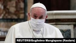 Pope Francisiko umwungere wa Ekleziya Katolika