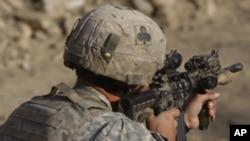 نیٹو کی دفاعی کارروائی، دو افغان ہلاک