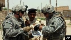 امریکی فوجوں کا انخلا اور عراقی فورسز کی تربیت