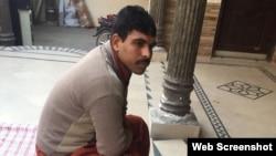 زینب کے قتل کا ملزم عمران علی، فائل فوٹو