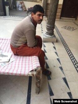 زینب کا قاتل ، عمران علی