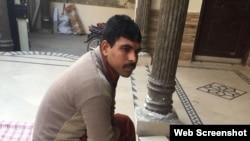 Imran Ali, principal suspect du meurtre de Zainab au Pakistan