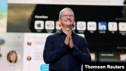 تیم کوک، مدیر عامل شرکت اپل