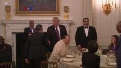 Presiden Trump Kembali Adakan Buka Puasa di Gedung Putih
