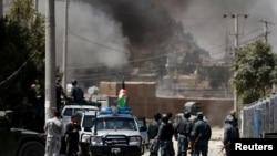 کابل کې د شهید اونۍ پر لمانځونکو ځانمرګي برید کې اوه تنه ووژل شول