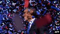 Obama Wins a Second Term in Office