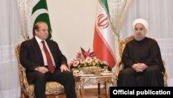 رئیس جمهوری ایران و نخست وزیر پاکستان - عکس آرشیوی