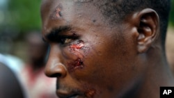 Burundi Political Tensions. (May 18, 2015)