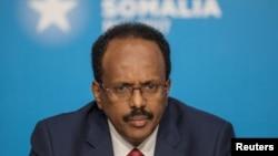 Faayilii - Prezidaant Mohammed Abdullaahii Farmaajoo