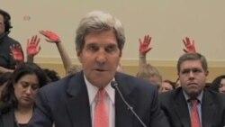 نخستين سالگرد حمله تروريستی به سفارت آمريکا در بنغازی