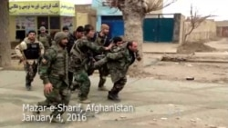 Gunfight Continues Near Indian Consulate in Afghanistan