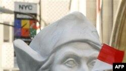 Парад в Нью-Йорке в честь Дня Колумба