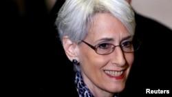 Замгоссекретаря Венди Шерман (архивное фото)