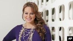 Jenni Rivera, poco tiempo antes de su trágico fallecimiento.