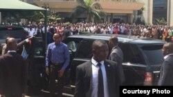 Les deux candidats d'opposition à la présidentielle rwandaise du 4 août feront face au président sortant Paul Kagame.