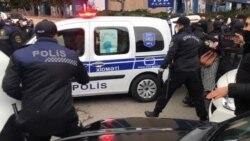 Bakıda 8 mart qadınlar yürüşü - Foto: Türkan Bəşir