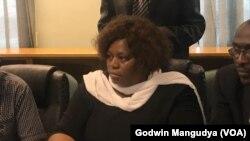 Celia Alexander - Apex Council Chairperson