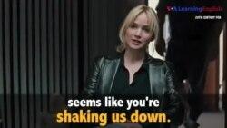 Học tiếng Anh qua phim ảnh: Shake us down - Phim Joy (VOA)