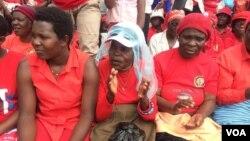 MDC-T Recalls Defiant VP Thokozani Khupe