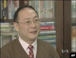 中国人民大学国际关系学院教授金灿荣(资料照片)