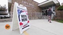 امریکی انتخابات میں ووٹنگ یقینی بنانے کی کوششیں