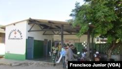 Imagem de arquivo: Hospital Rural de Nhamatanda, Sofala, Moçambique
