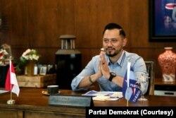 Ketua Umum Demokrat, Agus Harimurti Yudhoyono. (Foto: Courtesy/Partai Demokrat)