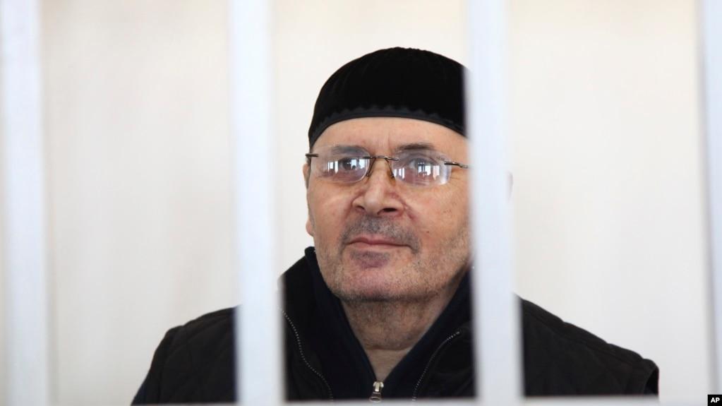 """人权组织""""纪念""""的格罗兹尼分部主任提提耶"""