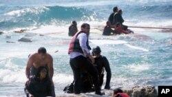 در سه ماه اخیر صدها نفر در مسیر مهاجرت از خاورمیانه و شمال آفریقا به اروپا، در دریاها غرق شده اند