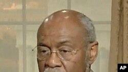 Johnnie Carson, responsável pelos assuntos africanos no Departamento de Estado,