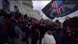 Chaos Erupts in Washington D.C. As Police, Trump Supporters Face Off