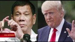 Cuộc gặp Trump-Duterte đầu tiên được ấn định ở Đà Nẵng