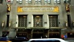 2014-10-15 美國之音視頻新聞: 美國對中國購買華爾道夫進行審查