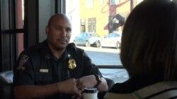 «Неудобные» вопросы полицейским за чашкой кофе