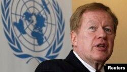 Ông Marzuki Darusman, điều tra viên đặc biệt của Liên Hiệp Quốc đặc trách vấn đề nhân quyền Bắc Triều Tiên.