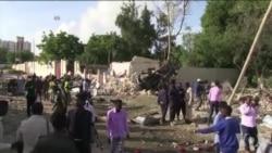 Au moins 18 morts dans un attentat-suicide à Mogadiscio (vidéo)
