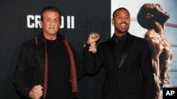 """Después de la película """"Creed"""", el actor Sylvester Stallone dice ya no interpretará el personaje de """"Rocky"""", con el que estuvo más de cuatro décadas."""