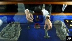 د افغانستان لرغوني اثار